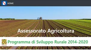 Vai al sito dell'assessorato all'agricoltura PSR della regione campania